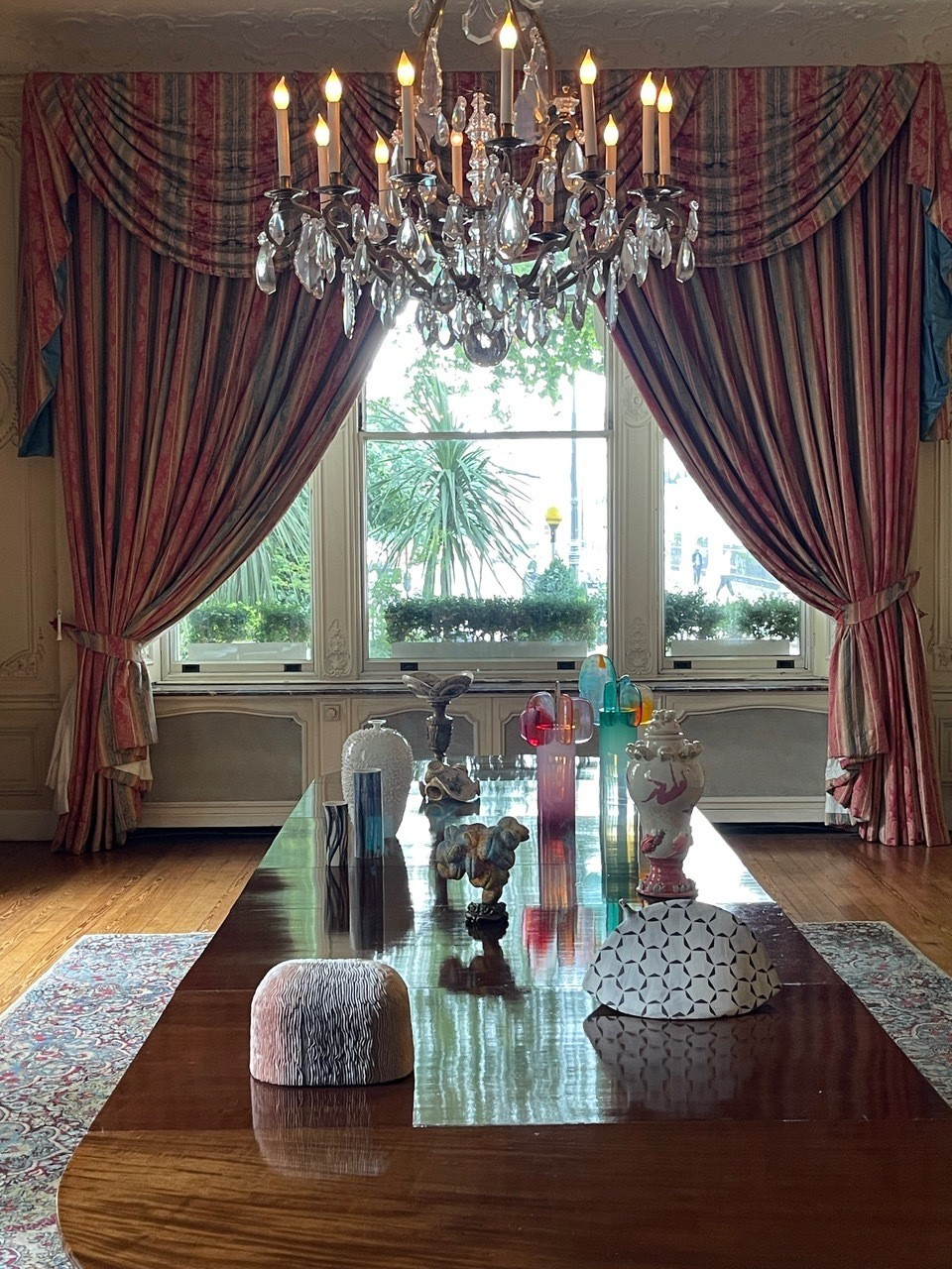 CRAFTING A DIFFERENCE AT ARGENTINE AMBASSADOR RESIDENCE 3