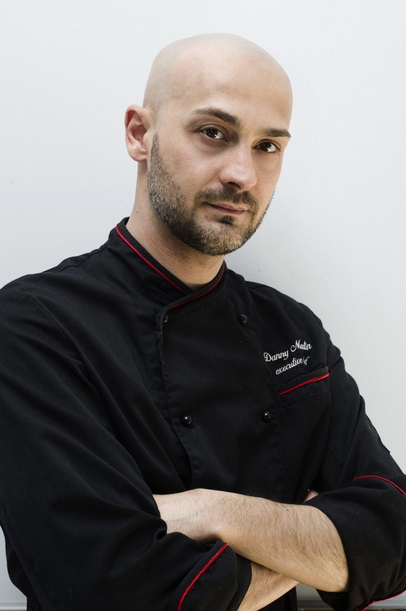 Foto Chef Danny martin