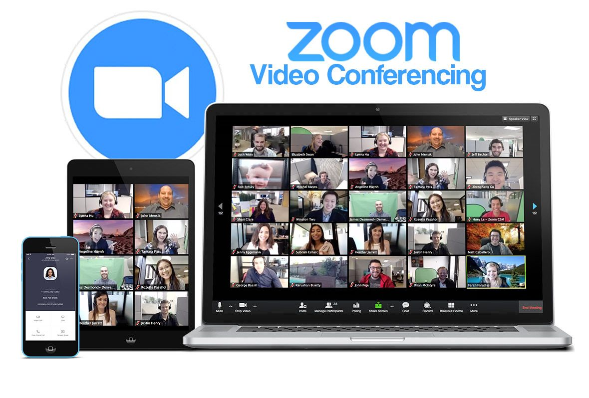 Zoom-Video-Conference