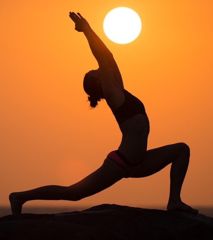yoga photo dynamic